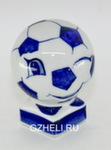 Скульптура «Мячик Моргун» авт. Г. Шестакова