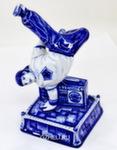 Скульптура «Брейк данс» авт. Г. Шестакова