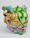 Мои чайнички «Черепаха» цвет авт. М. Тарыгин