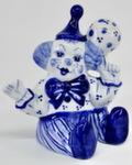 Скульптура «Клоун с мячиком» авт. М. Тарыгин