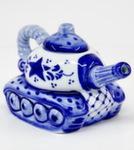 Мои чайнички «Танк» авт. М. Тарыгин