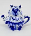 Мои чайнички «Кот» авт. М. Тарыгин
