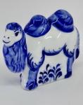 Скульптура «Верблюд» м. авт. М. Тарыгин
