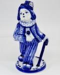 Скульптура «Клоун с тросточкой» авт. М. Тарыгин
