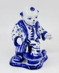 Скульптура «Клоун с кроликом» авт. М. Тарыгин