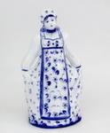 Скульптура «Дама. Барыня-крестьянка» колокольчик авт. М. Тарыгин