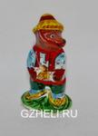 Скульптура «Медвежонок» цвет авт. Ю.М.Мухин