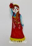 Скульптура «Танец» цвет авт. Ю.М.Мухин