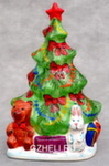 Скульптура «Елка» цвет авт. Ю.М.Мухин