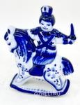 Скульптура «Гусар» авт. Ю.М.Мухин