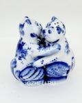 Скульптура «Коты» специя авт. Ю.М.Мухин