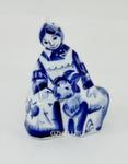 Скульптура «Аленушка» авт. Ю.М.Мухин