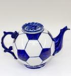 Скульптура «Мяч. Бутца» чайник авт. Ю.М.Мухин