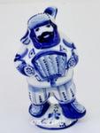 Скульптура «Гармонист» авт. Ю.М.Мухин