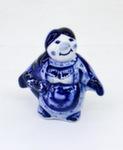 Скульптура «Баба с шалью» авт. Ю.Мухин