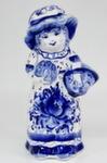Скульптура «Девочка с корзиной» авт. Ю.М.Мухин