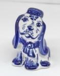 Скульптура «Собака» авт. Ю.М.Мухин