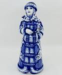 Скульптура «Снегурочка» авт. Е. Сухорукова