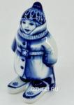 Скульптура «Лыжник» авт. Е. Сухорукова