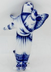 Скульптура «Ангел летящий» авт. Е. Сухорукова