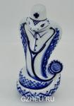 Скульптура «Змей Целитель» авт. Н. Мичугина