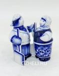 Из серии скульптур «Дворники 7» авт. В. Неплюев и С. Жукова