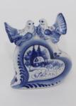 1 Скульптура «Голуби» тема авт. С. Малкин