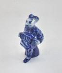 Скульптура «Заяц-гармонист» авт. А. Ларин