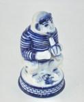 Скульптура «Обезьяна» авт. А. Ларин