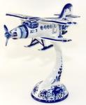 Скульптура «Самолет АН - 3» лыжи воздух авт. А. Ларин