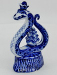 Скульптура «Змея» авт. А. Ларин
