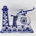Скульптура «Нефтяная платформа» набор авт. А. Ларин