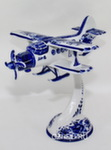 Скульптура «Самолёт АН - 2» лыжи воздух авт. А. Ларин