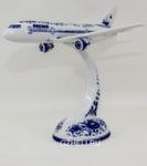 Скульптура «Самолет Боинг» авт. А. Ларин