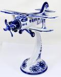 Скульптура «Самолёт АН - 2» воздух авт. А. Ларин