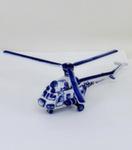 Скульптура «Вертолёт МИ - 2» авт. А. Ларин