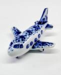 Скульптура «Самолет Боинг» м. авт. А. Ларин