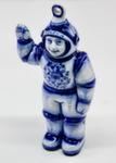 Скульптура «Космонавт» м. подвесной авт. А. Ларин