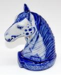 Скульптура «Конь. С бабочкой» колокольчик авт. А. Ларин