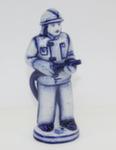 Скульптура «Пожарный» м. авт. А. Ларин