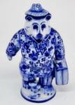 Скульптура «Медведь» авт. А. Ларин
