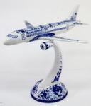 Скульптура «Самолет  Суперджет 100» авт. А. Ларин