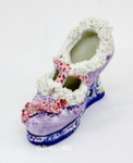 Скульптура «Туфля» цвет авт. Е. Пегушина