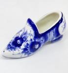 Скульптура «Туфля на низком каблуке» авт. Е. Пегушина
