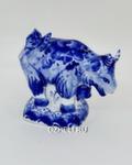 Скульптура «Козел деризол» авт. Ю.Ширенин