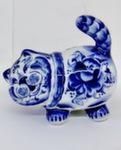 Скульптура «Кот Котыч» авт. Ю.Ширенин