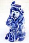 Скульптура «Пес сторож» авт. Ю.Ширенин