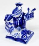 Скульптура «Ворон Доктор» авт. Ю.Ширенин