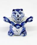 Скульптура «Кот с сосисками» авт. Ю.Ширенин