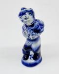 Скульптура «Кот странник» авт. Ю.Ширенин